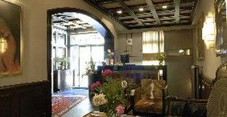 Hotel Rivoli - Munich - Front desk