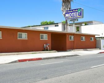 Merle Motel - Gardena - Building