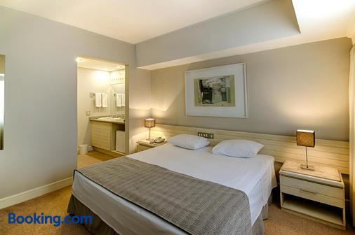 Hotel Victoria Villa Curitiba - Curitiba - Bedroom