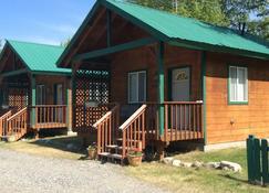 Chinook Wind Cabins - Talkeetna - Bâtiment