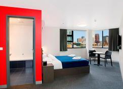 Space Hotel - Hostel - Melbourne - Κρεβατοκάμαρα