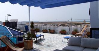 Hostal Casa Alborada - Conil de la Frontera - Balcón