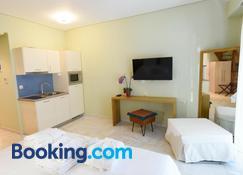 Edem Luxury Apartments - Néa Péramos - Habitación