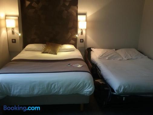 Hotel Albert Elisabeth - Clermont-Ferrand - Bedroom