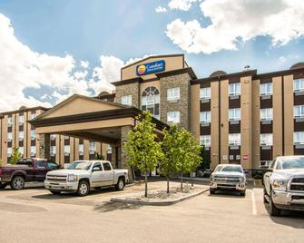 Comfort Inn & Suites - Fort Saskatchewan - Building