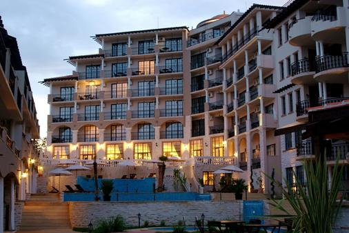 The Cliff Beach & Spa Resort - Nessebar - Rakennus