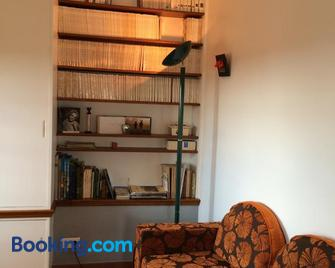 Gîte L'Instant Durable - Niederbronn-les-Bains - Huiskamer