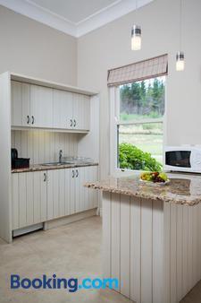 Gaikou Lodge - Swellendam - Kitchen