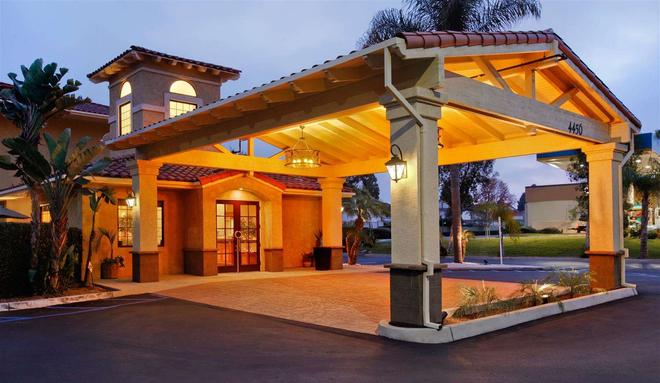 Best Western Chula Vista/Otay Valley Hotel - Chula Vista - Edificio