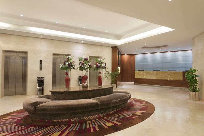 Ramada by Wyndham Abu Dhabi Corniche - Abu Dhabi - Lobby