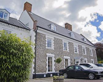 Waveney House Hotel - Beccles - Gebouw