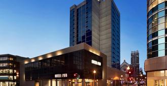 Hotel Pur, Quebec, A Tribute Portfolio Hotel - Thành phố Quebec - Toà nhà