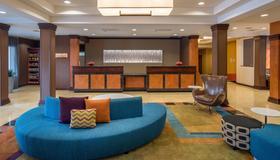 Fairfield Inn & Suites by Marriott Portland North - Portland - Front desk