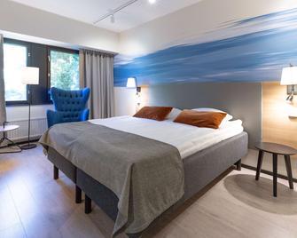 Scandic Imatran Valtionhotelli - Imatra - Ložnice