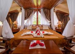 Carana Hilltop Villa - Glacis - Bedroom