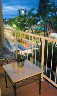 凱恩斯精品公寓酒店 - 開恩茲 - 凱恩斯 - 陽台