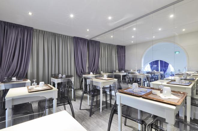 基里亞德薩莫爾酒店 - 索木爾 - 索米爾 - 餐廳