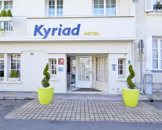 Hotel Kyriad Saumur - Сомюр - Building