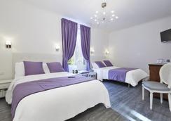 基里亞德薩莫爾酒店 - 索木爾 - 索米爾 - 臥室