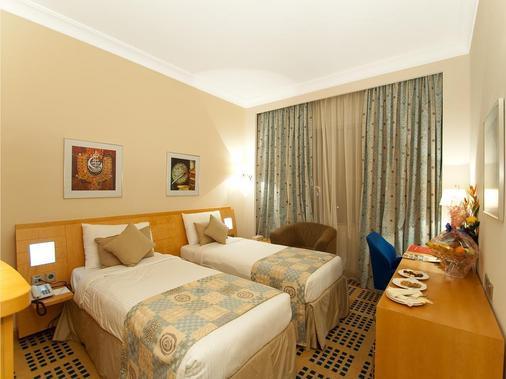 伊萊福瑪莎爾酒店 - 麥加 - 麥加 - 臥室