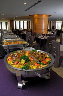 伊萊福瑪莎爾酒店 - 麥加 - 麥加 - 自助餐