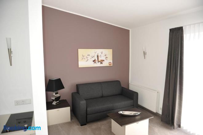 Hotel Alt Riemsloh - Melle - Living room