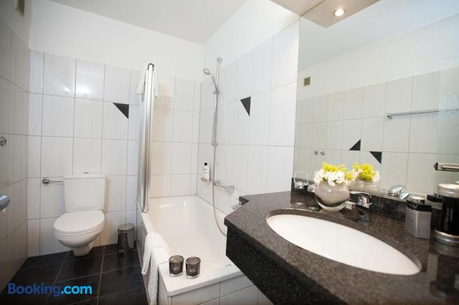 Hotel Alt Riemsloh - Melle - Bathroom