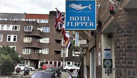 Flipper Hotel Amsterdam - אמסטרדם - נוף חיצוני