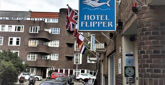 Flipper Hotel Amsterdam - Amsterdam - Outdoors view