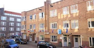 Flipper Hotel Amsterdam - Am-xtéc-đam - Toà nhà