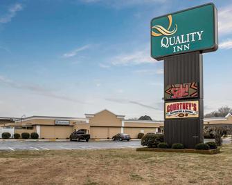 Quality Inn Elizabeth City near University - Elizabeth City - Building