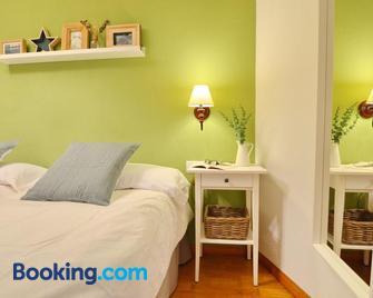 Apartamento Campanero - Panticosa - Slaapkamer