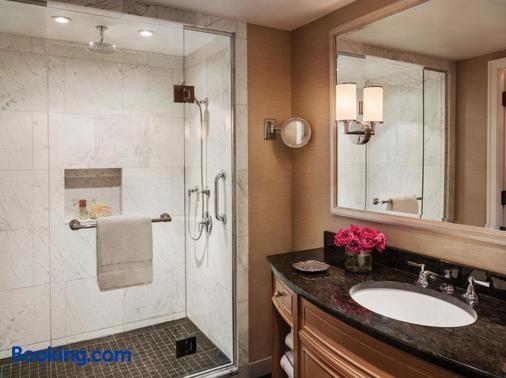 Four Seasons Hotel Boston - Boston - Salle de bain