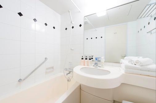 Hotel Villa Fontaine Tokyo-Kudanshita - Tokyo - Bathroom