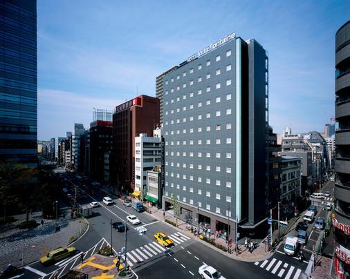 Hotel Villa Fontaine Tokyo-Kudanshita - Tokyo - Building