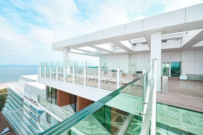 Radisson Blu Resort Swinoujscie - Świnoujście - Building