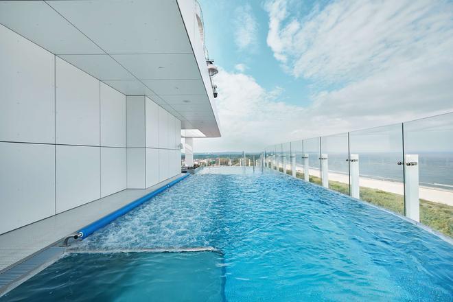 Radisson Blu Resort Swinoujscie - Świnoujście - Pool
