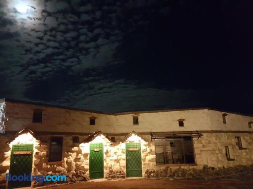 Lavash Hotel - Sevan - Building