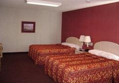 Journeys End Motel Atlantic City / Absecon - Galloway - Bedroom