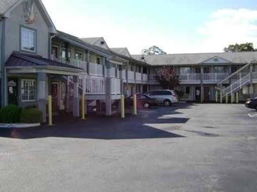 Journeys End Motel Atlantic City / Absecon - Galloway - Building