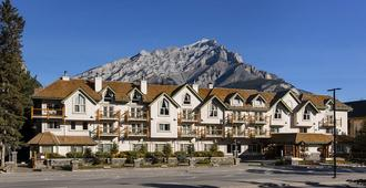 Rundlestone Lodge - Banff - Building