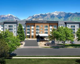 Courtyard by Marriott Salt Lake City Sandy - Sandy - Building