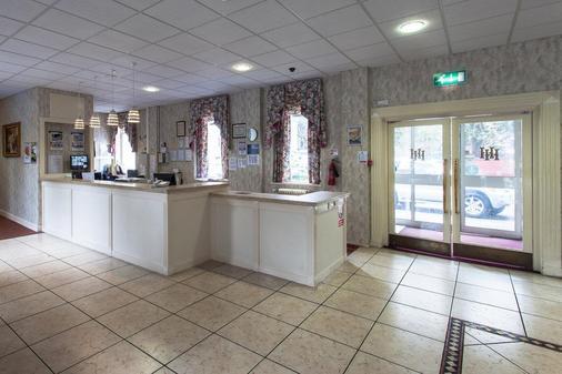 Heathlands Hotel Bournemouth - Bournemouth - Recepción