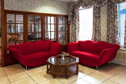 Heathlands Hotel Bournemouth - Bournemouth - Sala de estar