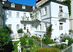 Apartmenthotel New Angela - Bad Kissingen - Rakennus