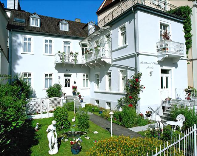 Apartmenthotel New Angela - Bad Kissingen - Κτίριο