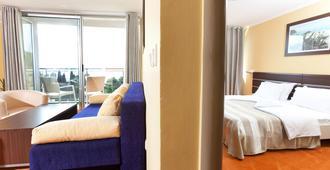 塔拉酒店 - 貝西奇 - 布德瓦 - 臥室