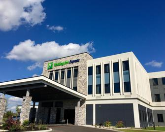 Holiday Inn Express Grand Island - Niagara Falls - Grand Island - Gebäude