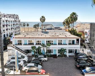 Sea Blue Hotel - Santa Monica - Building