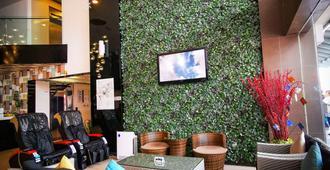 Prescott Hotel Bukit Bintang - קואלה לומפור - לובי